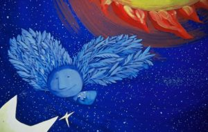 """Carme Solé Vendrell, """"La Lluna, la Terra i el Sol"""" (1994)"""