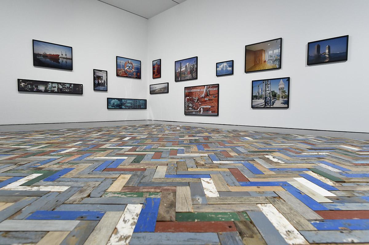 Una sala de la nova disposició de la col·lecció MACBA              | MACBA