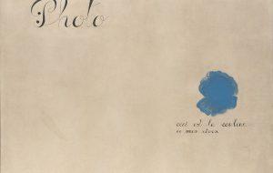 'Ceci est la couleur de mes rêves'. Oli sobre tela.              | Joan Miró