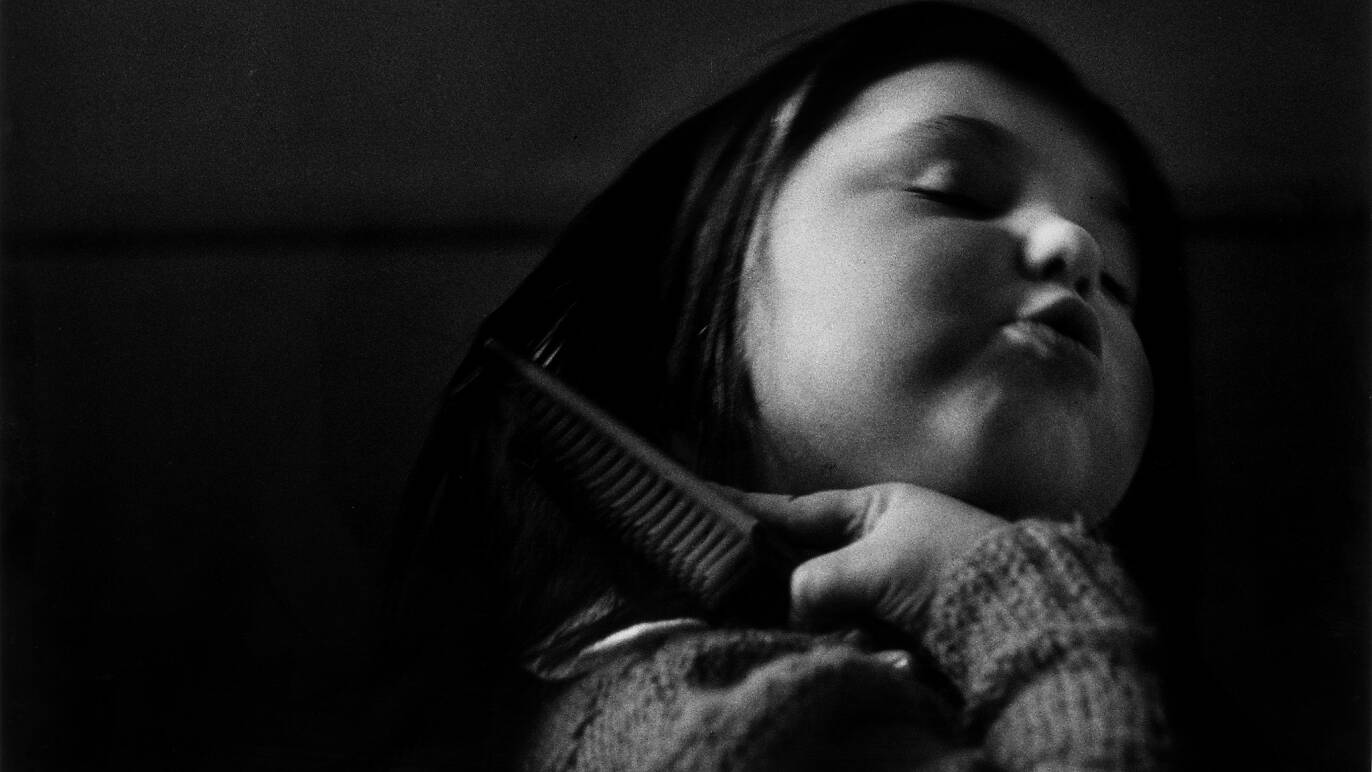 Nena pentinant-se (1958)              | Hereus de Gabriel Cualladó