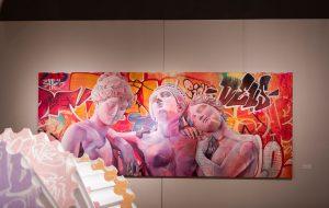 L'art de PichiAvo al Centre del Carme              | Centre del Carme