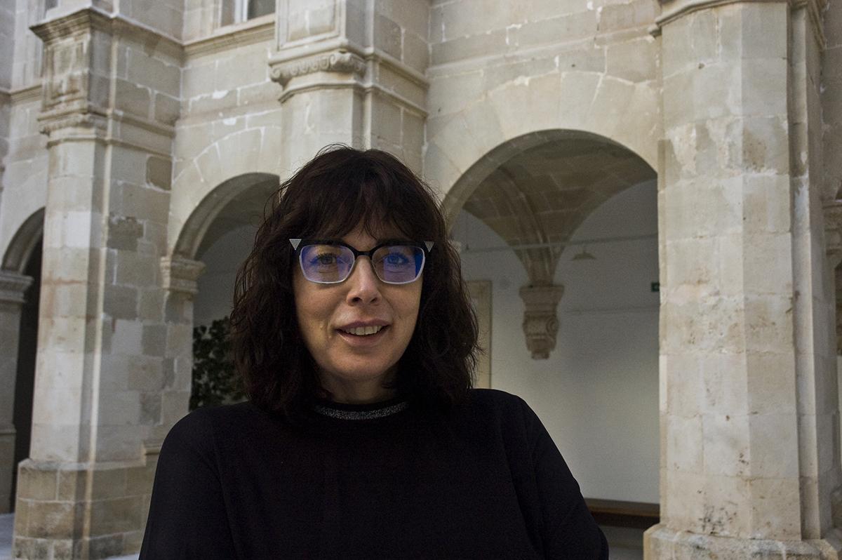 Carolina Desel, directora del Museu de Menorca              | Mercè Orleans