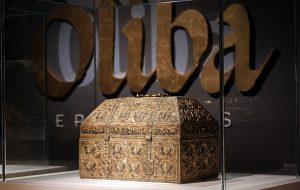 'Oliba, espicopus', al Museu Episcopal de Vic              | MEV