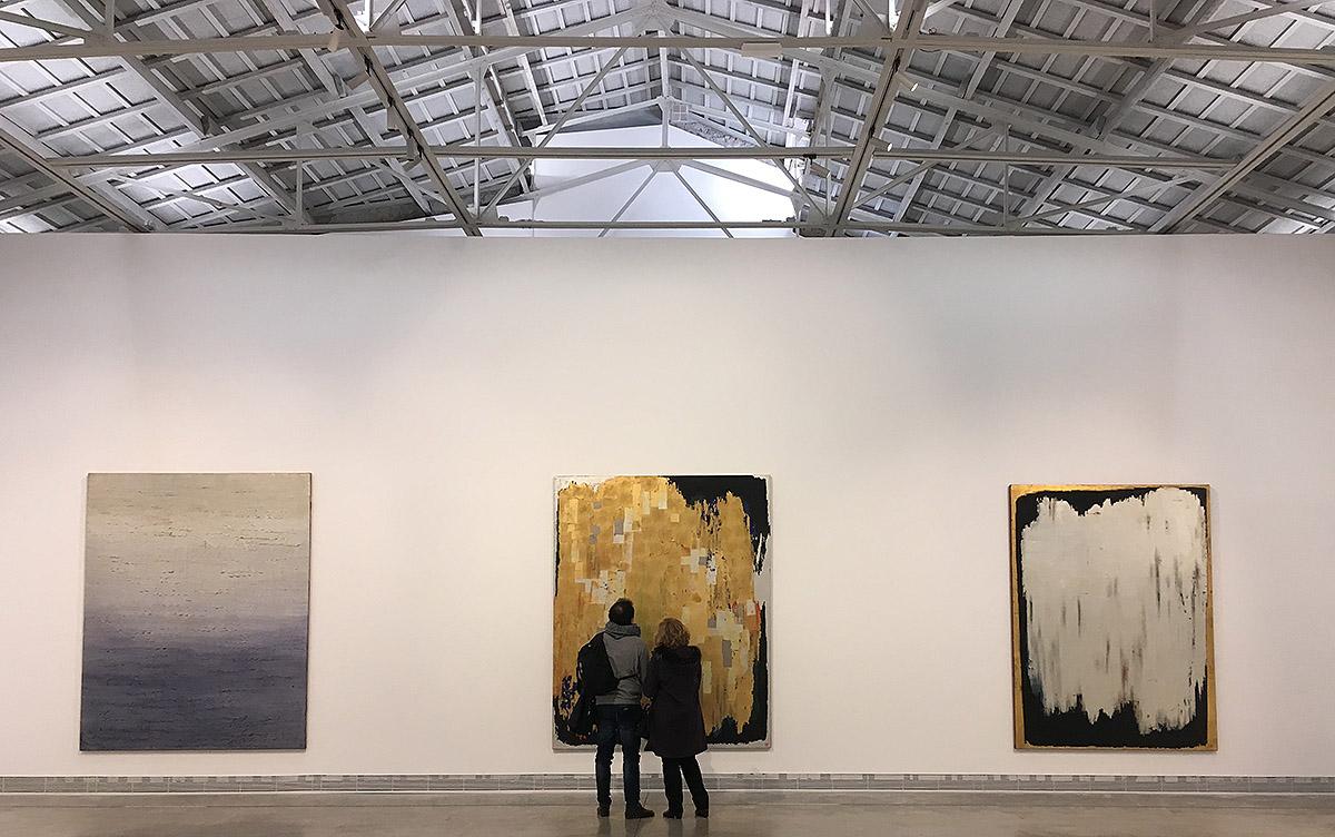 L'exposició 'Anna-Eva Bergman. De Nord a Sud, ritmes', al Bombas Gens Centre d'Art              | Núria Gregori