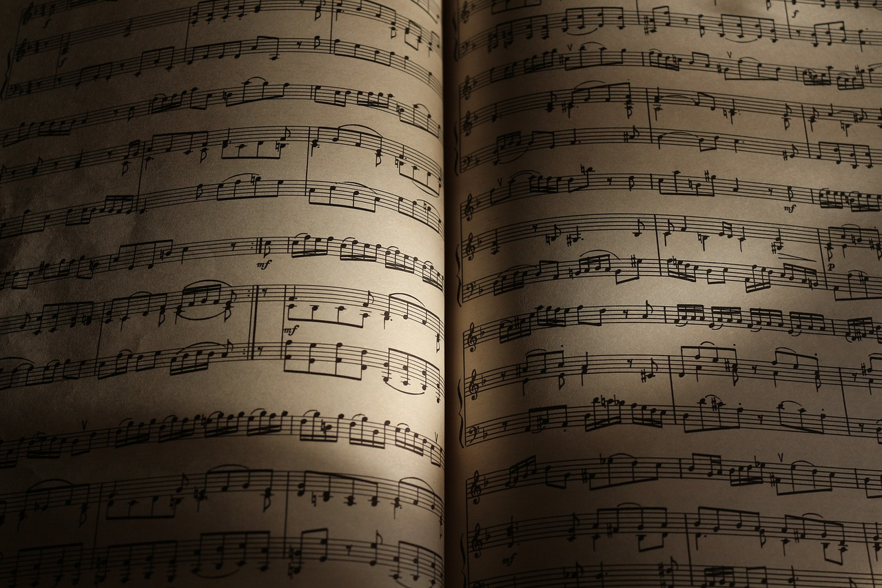La relació entre llibres i música              | Pixabay