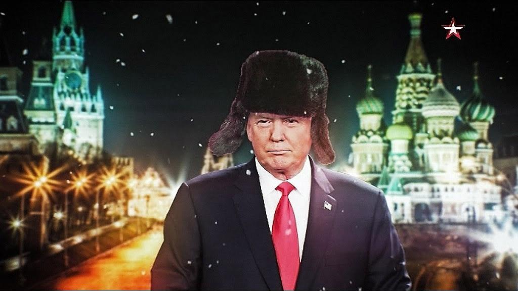 'Our New President' explica l'elecció de Donald Trump des de la perspectiva de la propaganda russa.