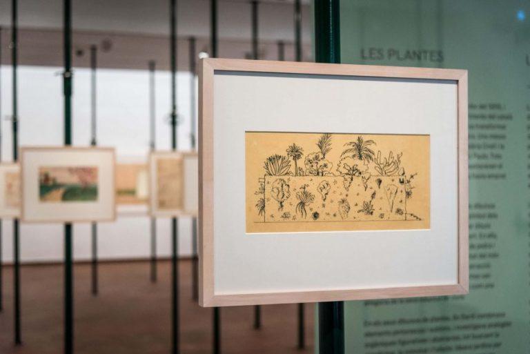 'Lina Bo Bardi dibuixa', a la Fundació Miró