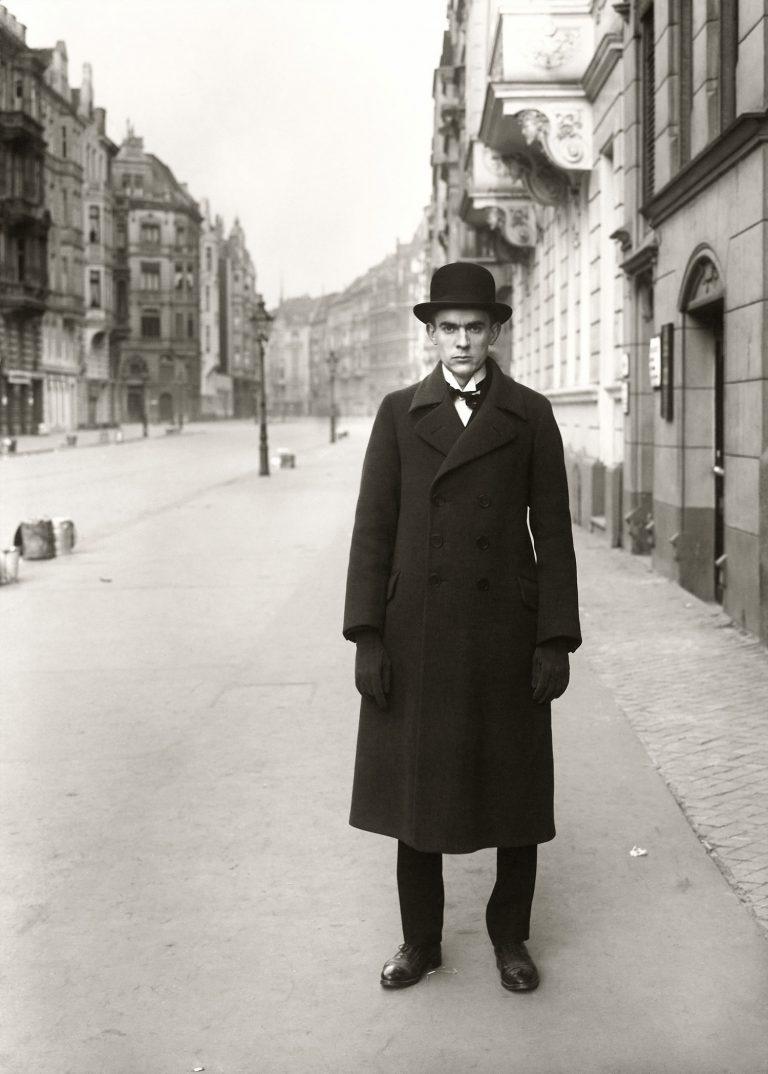 Pintor [Anton Räderscheidt], 1926 © Die Photographische Sammlung/SK Stiftung Kultur – August Sander Archiv, Cologne; VEGAP, Madrid, 2019