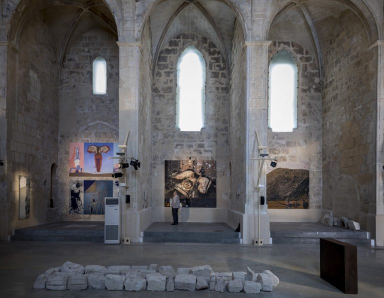 Imponent vista d'una de les seccions de Sant Domènec. Fotografia: Miguel Lorenzo