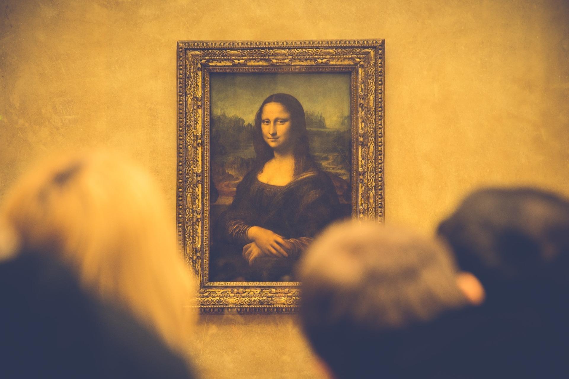 La 'Gioconda', al Louvre, gran reclam de l'art expostitiu