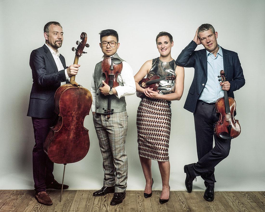 Quatuor Diotima              | Arxiu Quatuor Diotima