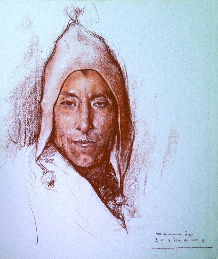 Retrats de Ramon Subirats i Urbici Soler. El retorn de dos rodamons, al Museu Etnològic              | Museu Etnològic