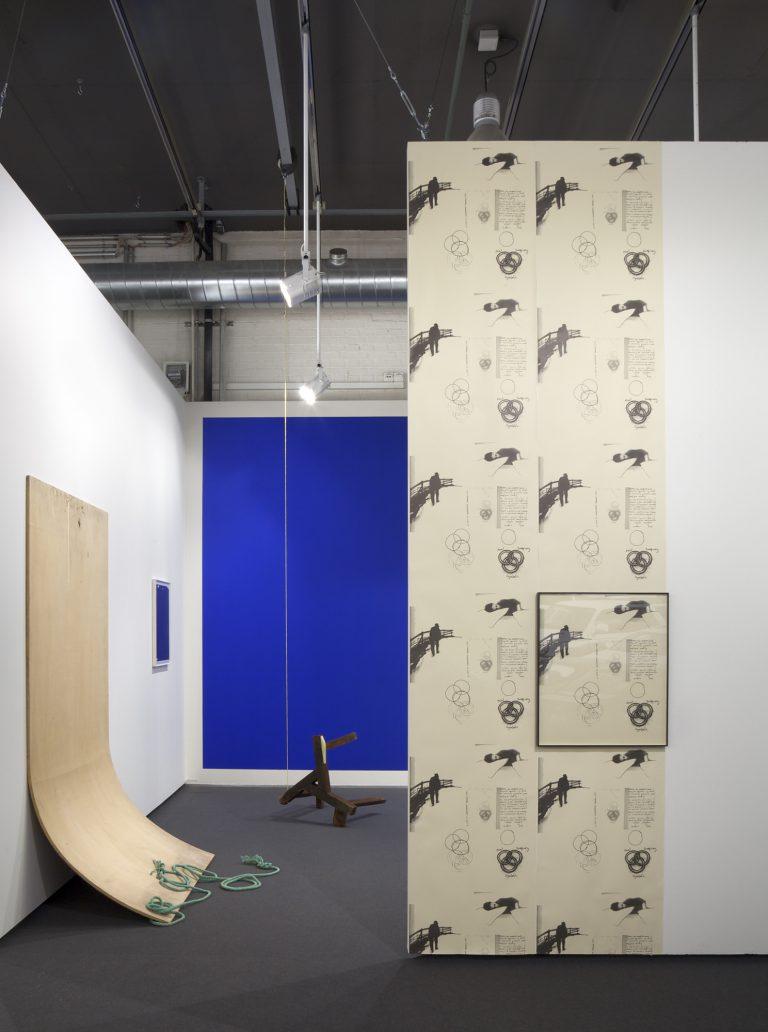 ProjecteSD a Art Basel 2013. Foto: ProjecteSD