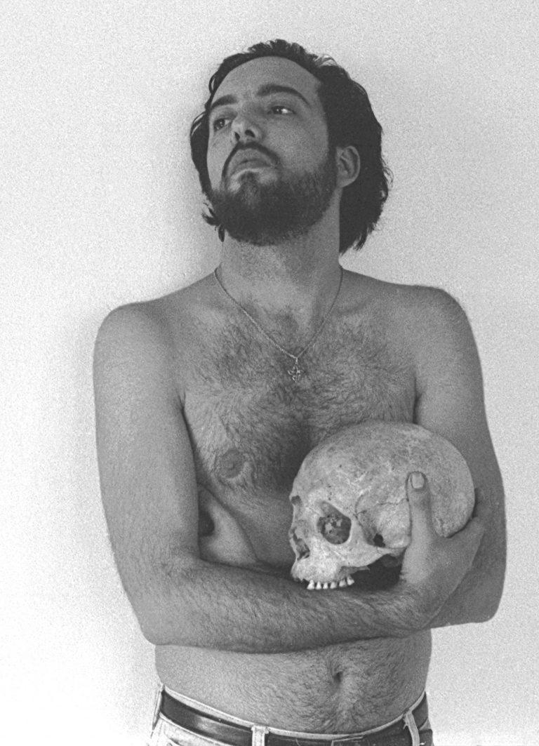 Andreu Vidal, retratat per Miquel Martorell