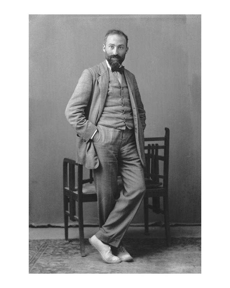 Retrat de G.Bestard. Any aprox. 1915