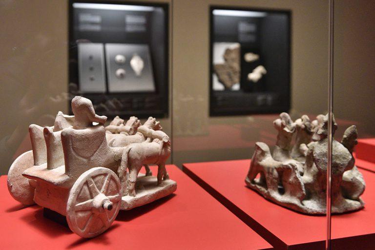 Luxe. Dels assiris a Alexandre el Gran arriba, per primera vegada a Europa, a CaixaForum Barcelona.
