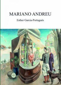 Coberta de Mariano Andreu (1888-1976). Biografia i catàleg raonat