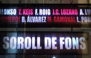 Soroll de fons, a La Grey de Tarragona              | La Grey