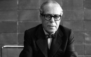 L'arquitecte Josep Lluís Sert, en una imatge d'arxiu