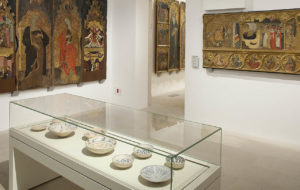 Moble medival Museu de Palma