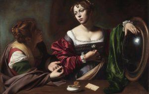 Set pinzellades sobre Caravaggio, de l'art de mirar Caravaggio