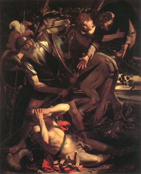 La Conversió de Sant Pau, de Caravaggio