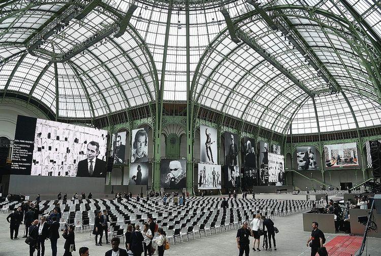 El belga Chris Dercon ha passat de dirigir la Volksbühne de Berlín al Grand Palais de París.