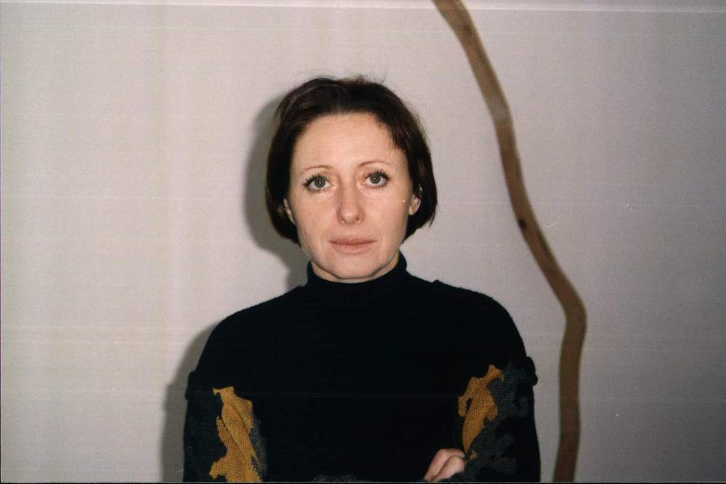 Josefina Matamoros, en una imatge d'arxiu