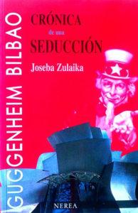 """Coberta de """"Crónica de una seducción"""""""