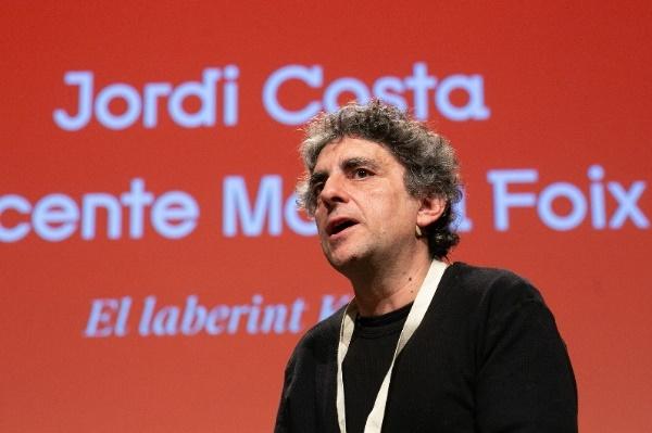 Jordi Costa serà el nou cap d'exposicions del CCCB. Foto: CCCB