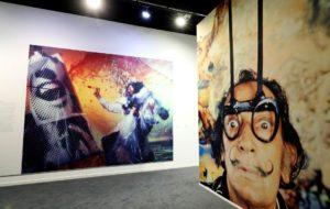 El Fòrum Grimaldi de Mònaco homenatja l'obra del Dalí pintor, lluny del surrealisme. Foto: EFE / Forum Grimaldi