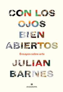 El nou Julian Barnes, a Anagrama