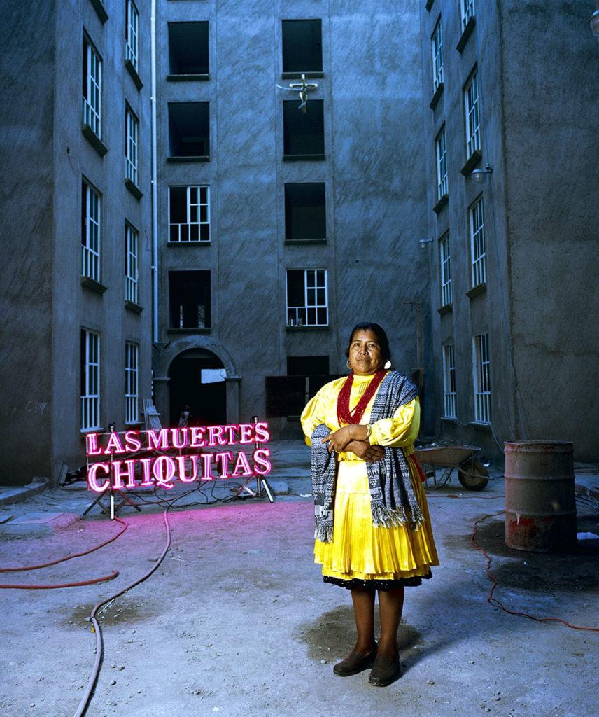 """Mireia Sallarés, """"Las muertes chiquitas"""""""