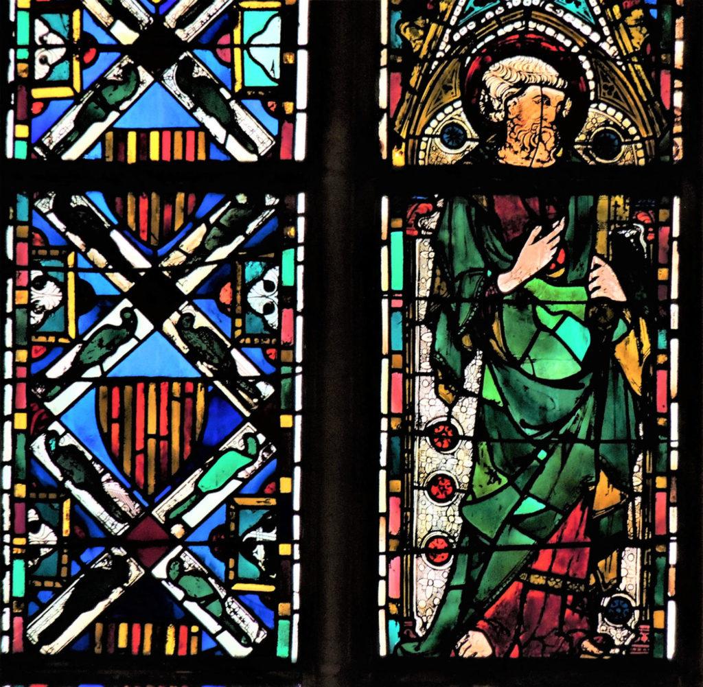 Catedral de Barcelona, Absis de Sant Pere