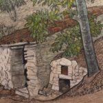 Barraca soterrada. Josep Subirats