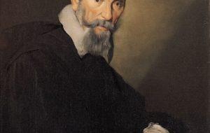 El compositor Claudio Monteverdi, autor del madrgial Sfogava con le stelle