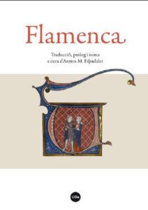 """Coberta de """"Flamenca"""", l'obra que va inspirar Rosalía"""