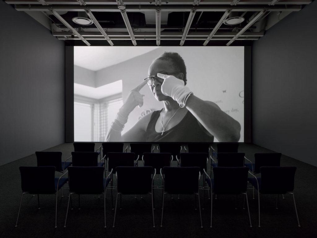 Una de les instal·lacions de la Biennal del Whitney 2019