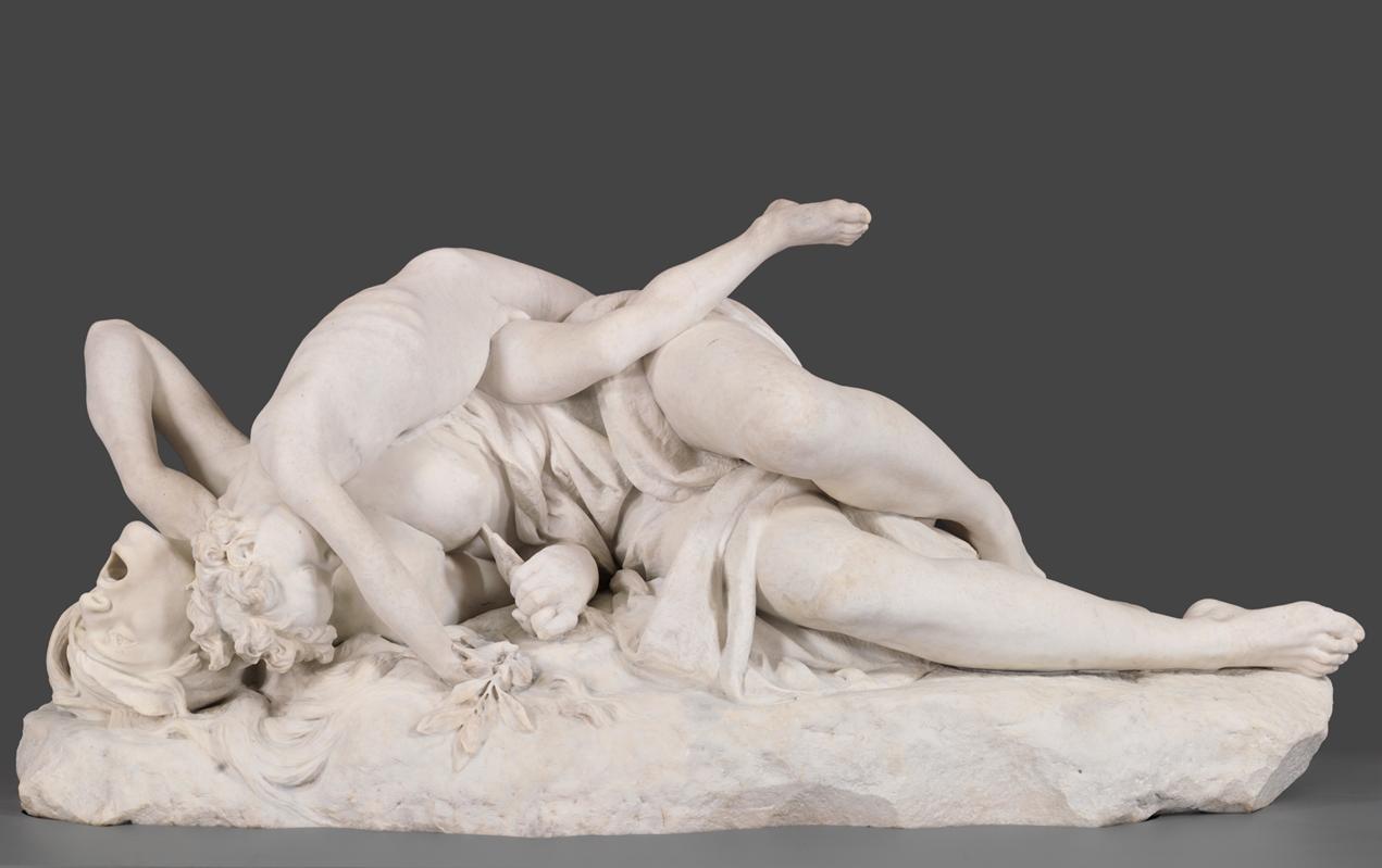Sagunto, 1886, Agustí Querol. Museo del Prado