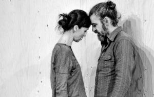 Ariadna Gil i Gonzalo Cunill al 'Vania' d'Àlex Rigola. Foto: Alba Pujol