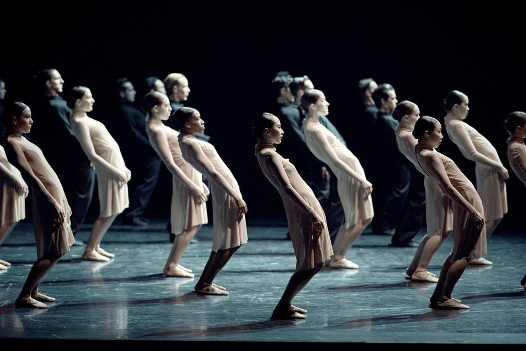 Les Grands Ballets Canadiens de Montréal, en acció. Foto: Sasha Onyshchenko