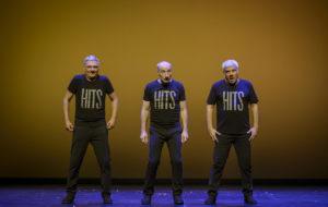 'Hits', de Tricicle, va tenir més de 140.000 espectadors la temporada passada