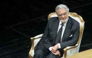 Plácido Domingo. Foto: Wikimedia Commons