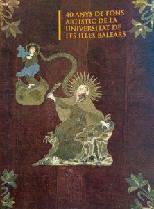 40 anys de fons artístic de la Universitat de les Illes Balears Llibre