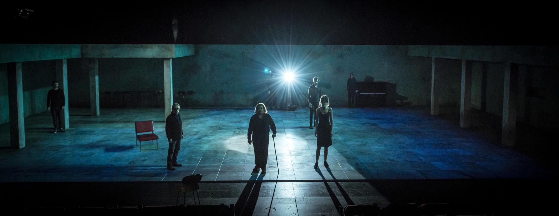 Carlota Subirós va actualitzar molt bé el 'Sol solet' de Guimerà