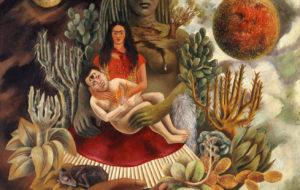El abrazo de amor del universo a la tierra (Mexico), yo, Diego y el señor Xólotl