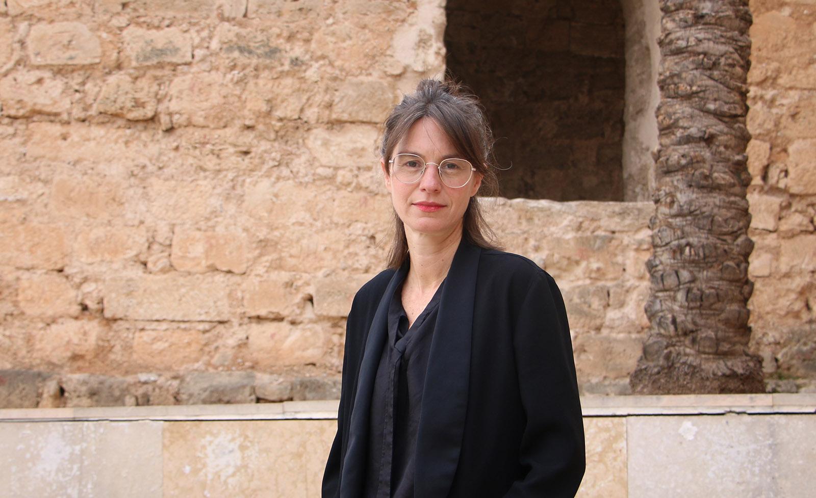 Nora Sternfeld. Foto: Es Baluard
