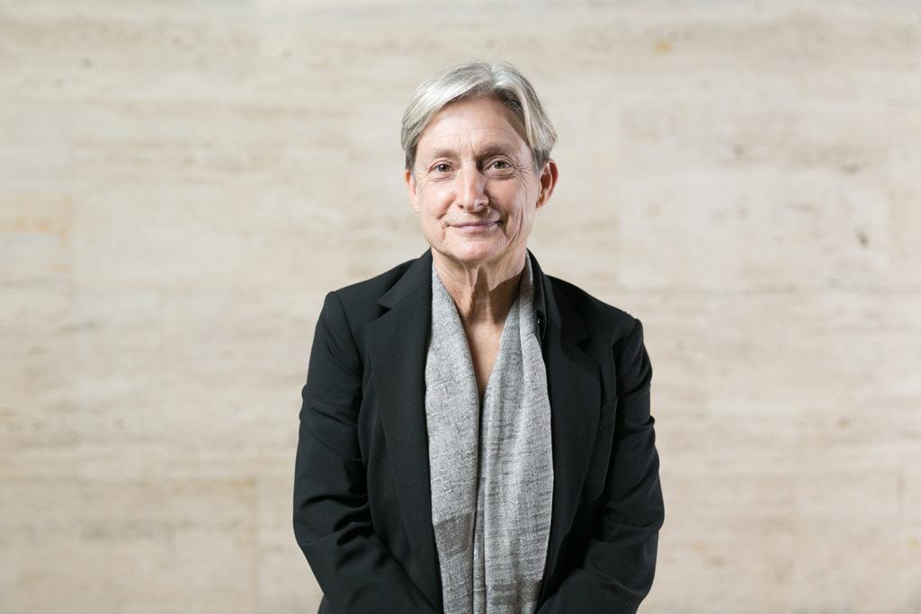 Judith Butler al CCCB al 2018. Foto: CCCB