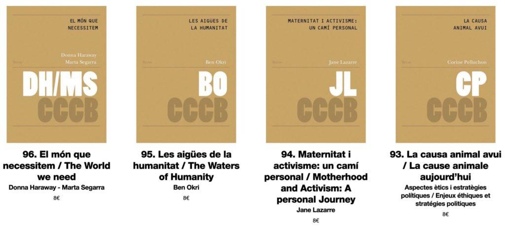 Col·lecció Breus CCCB