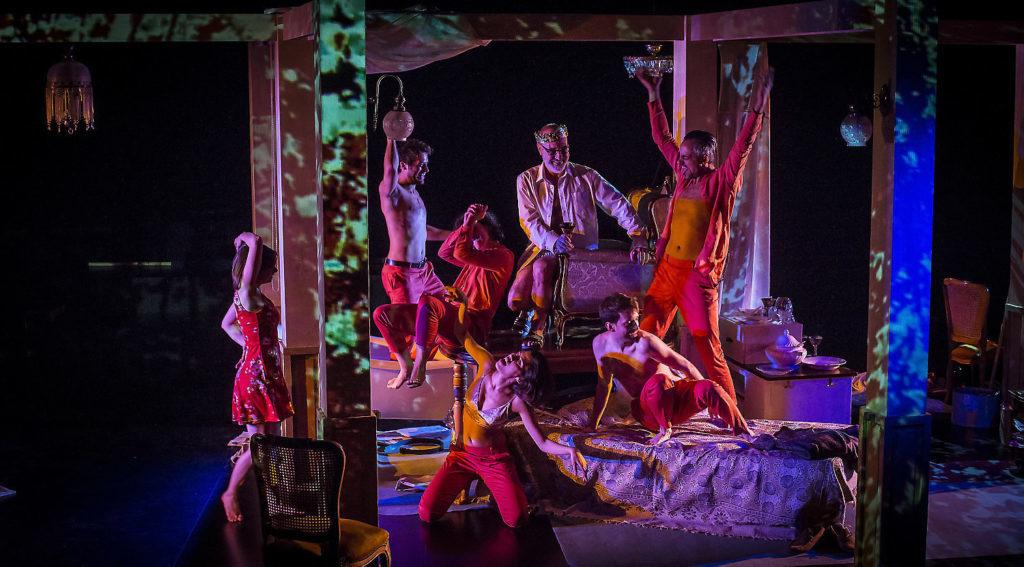 'Vaig ser Pròsper', de Projecte Ingenu, torna a l'Akadèmia el 20 de novembre